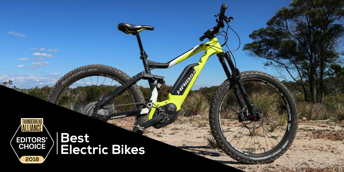 Electric Bikes 2018 Reviews