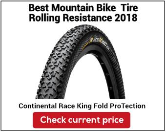 Best Mountain Bike Tire Rolling Resistance 2018